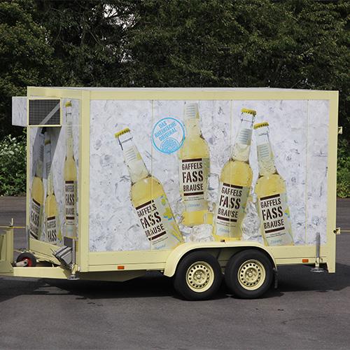 Eventservice Kühlfahrzeuge